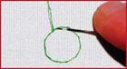 диаметр круга 1,5 см